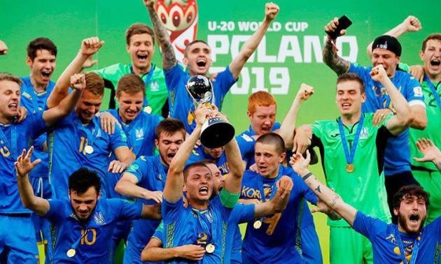 Рівно два роки тому збірна України стала чемпіоном світу