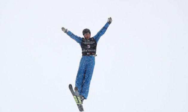 Абраменко завоював першу в історії України медаль чемпіонату світу з фристайлу. ВІДЕО