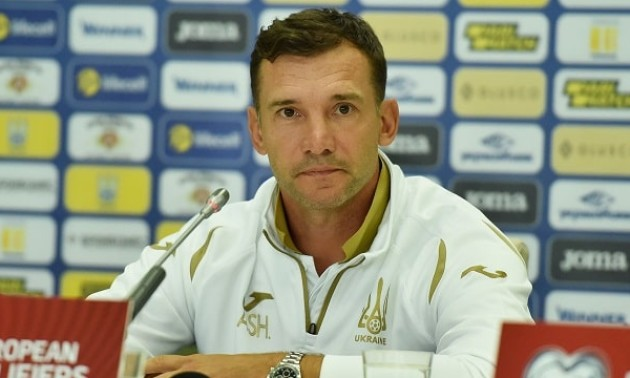 Шевченко назвав причину важкої гри проти Люксембургу