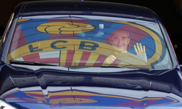 Барселона вперше за 17 років звільнила тренера посеред сезону