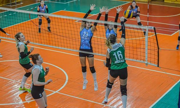 Чемпіонат України з волейболу у нижчих лігах буде продовжений