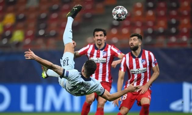 Баварія розгромила Лаціо, Челсі обіграло Атлетіко в 1/8 Ліги чемпіонів