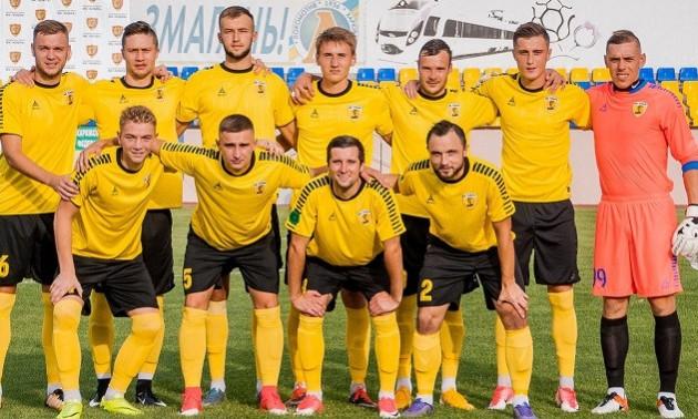 Клуб Першої ліги зникне з футбольної мапи України