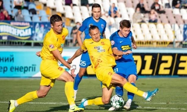 Гуцуляк та Білошевський вийдуть у стартовому складі Десни на матч з Інгульцем