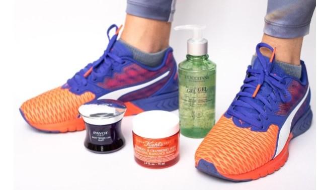 Особливості догляду за шкірою та волоссям під час активних тренувань