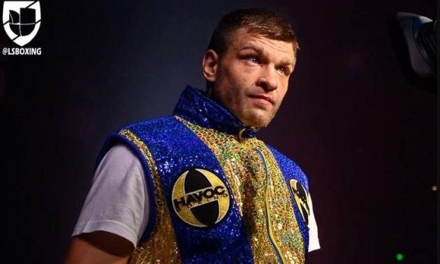 Дерев'янченко повернувся до тренувань