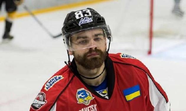 Український хокей ще живий. Неймовірна шайба гравця Донбаса. ВІДЕО