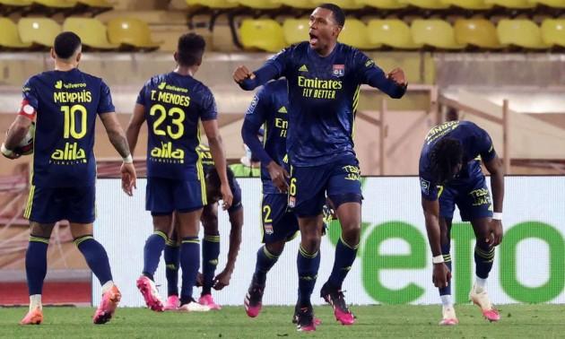 Монако – Ліон 2:3. Огляд матчу