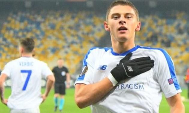 Челсі - Динамо: Миколенко отримав найвищу оцінку в складі киян