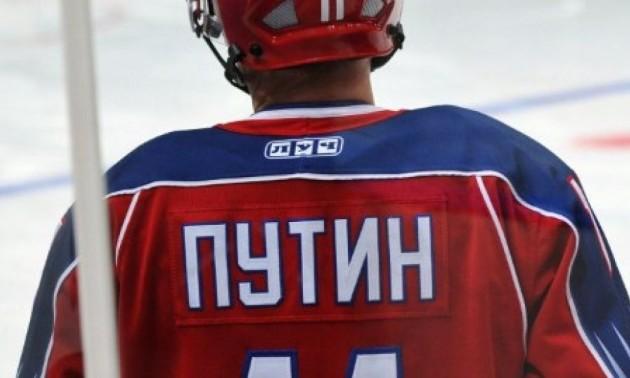 Путін епічно зганьбився на хокеї в Сочі