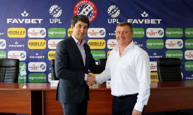 Олександрія представила нового головного тренера
