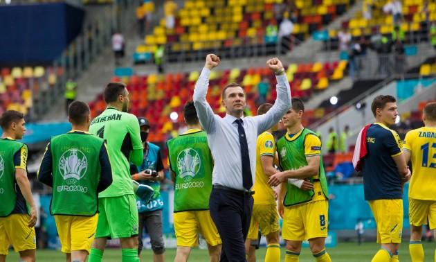 Найкращі уболівальники! Як підтримували збірну України на стадіоні в Бухаресті