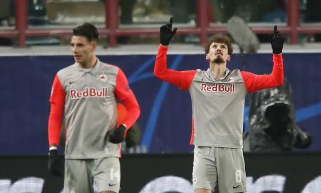 Зальцбург розібрався з Локомотивом у 5 турі Ліги чемпіонів