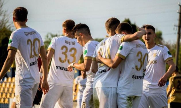 Динамо програло Колосу у контрольному матчі