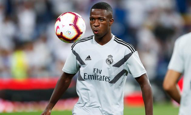 Юний вінгер Реала планує виграти золотий м'яч за декілька років