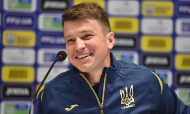 Ротань: Мотивація на гру з Данією у збірної України буде достатня