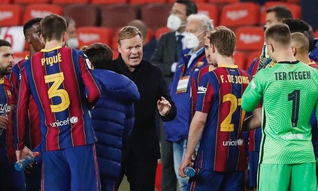 Куман: Мій найкращий вечір у статусі тренера Барселони