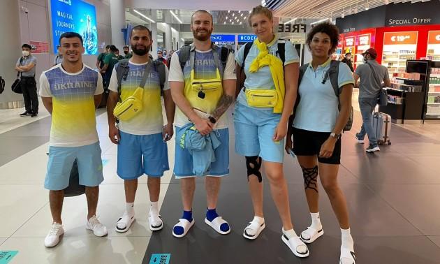 Українські олімпійці вирушили в Токіо