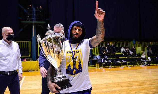Буртт став MVP Кубка України