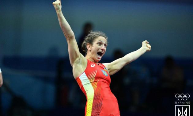 Українська борчиня здобула золоту медаль на Європейських іграх