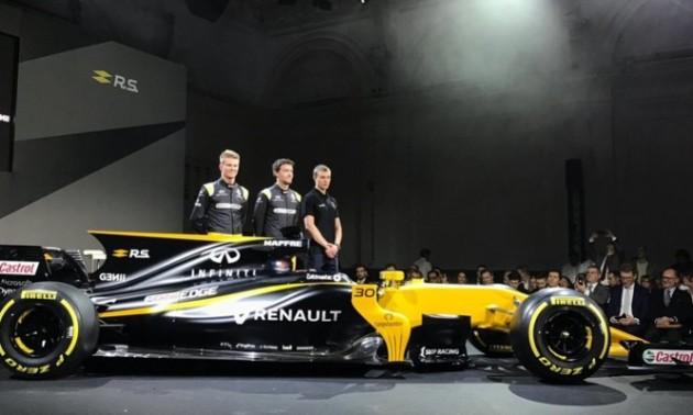 Рено не збирається залишати Формулу-1