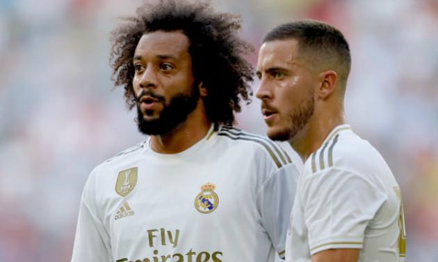 Лідери Реала не зіграють з Барселоною