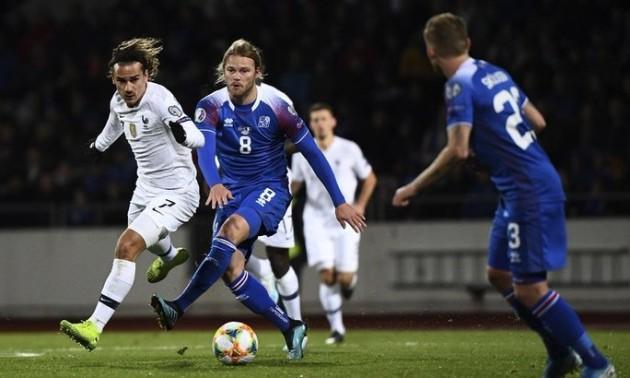 Ісландія – Франція 0:1. Огляд матчу