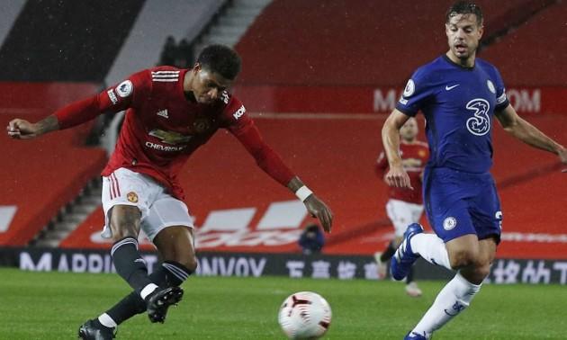 Манчестер Юнайтед зіграв внічию із Челсі у 6 турі АПЛ