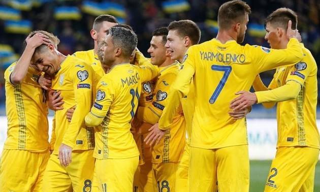 Збірна України зіграє в одній групі з Нідерландами