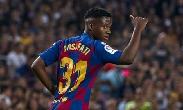 Барселона назвала ціну Фаті