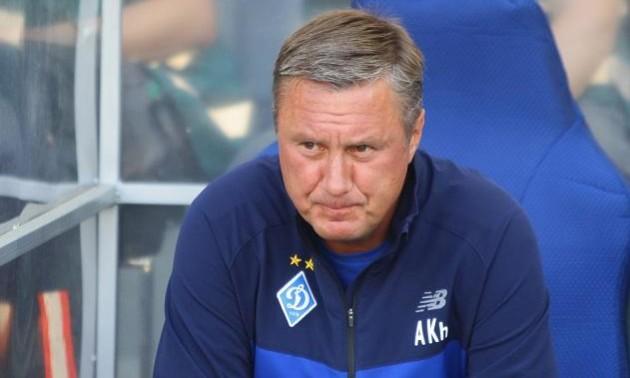 Хацкевич знову хоче очолити Динамо