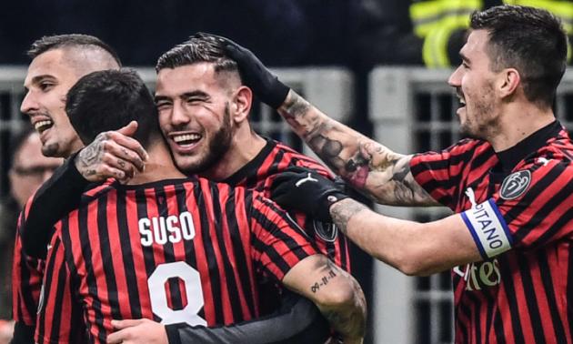 Мілан розгромив СПАЛ у Кубку Італії
