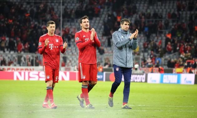баварія – ліверпуль Photo: Баварія вперше за 8 років не вийшла в 1/4 фіналу Ліги