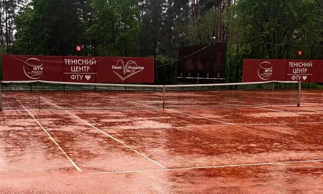 На турнірі в Ірпені відмінили всі суботні матчі