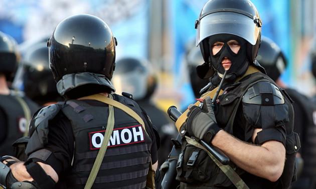 Російський ОМОН знову жорстоко побив уболівальників
