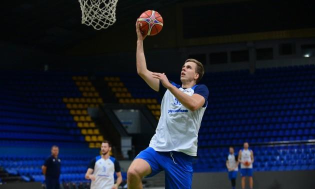 Збірна України провела тренування на арені матчу. ФОТО
