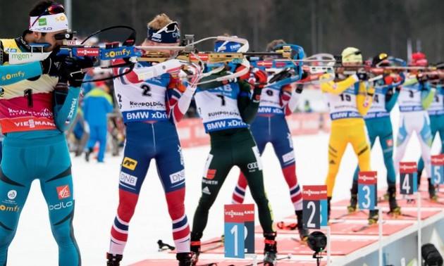 Українці не вразили результатами в спринтерській гонці на Кубку світу