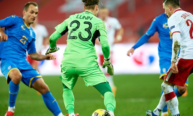Екстренер воротарів збірної України закликав не звинувачувати Луніна