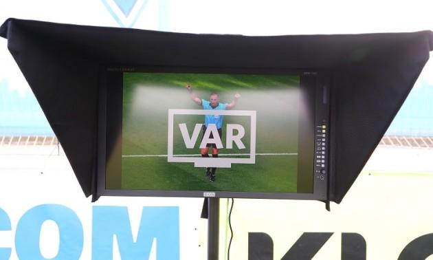 ФІФА позитивно оцінила роботу VAR в Україні