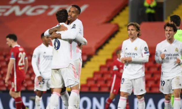 Ліверпуль - Реал 0:0. Огляд матчу