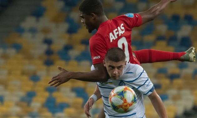 Динамо зіграє на виїзді першу гру з Гентом у раунді плей-оф Ліги чемпіонів