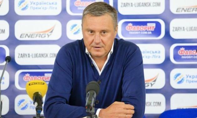 Хацкевич: Подзвонив Лобановському і розгубився