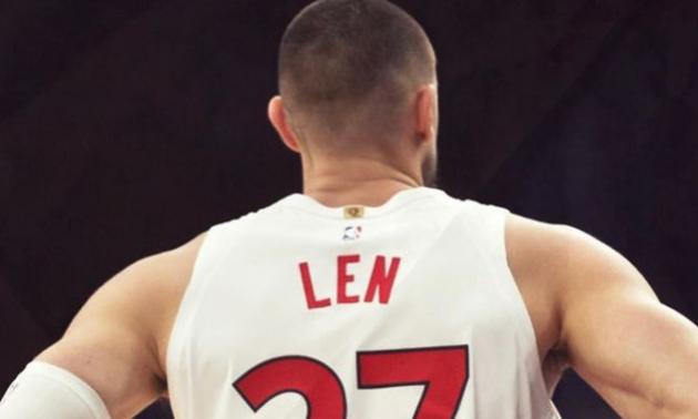Лень допоміг Вашингтону перемогти лідера чемпіонату НБА