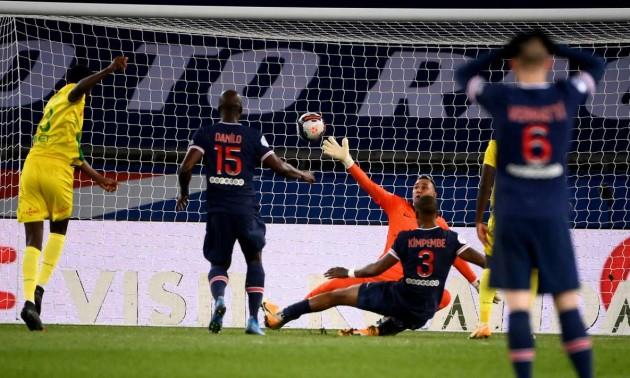 ПСЖ сенсаційно програв Нанту у 29 турі Ліги 1
