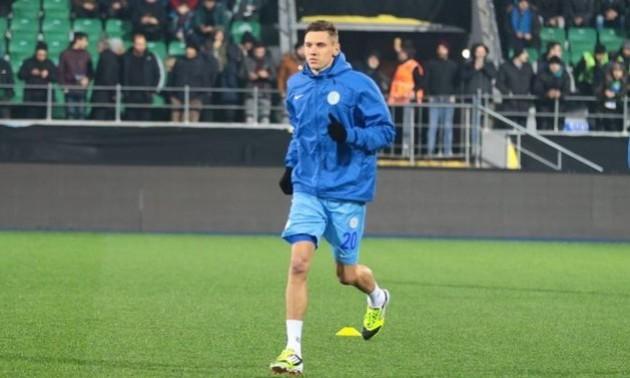 Гармаш забив дебютний гол за Різеспор