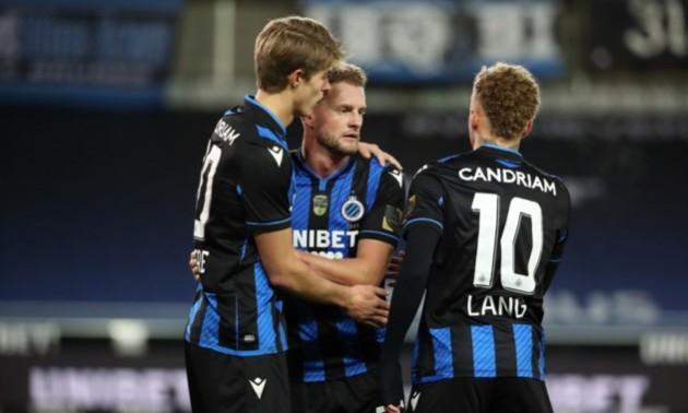 Гравці Брюгге намагалися уникнути тестів на COVID-19 перед матчем ЛЄ
