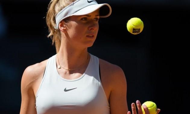 Світоліна - найкраща тенісистка місяця за версією WTA. ВІДЕО