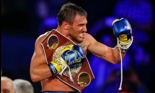 Ломаченко захищатиме титул WBA від Кролла