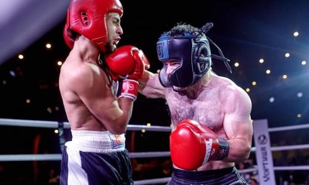 Український боксер готується дебютувати на професійному рингу