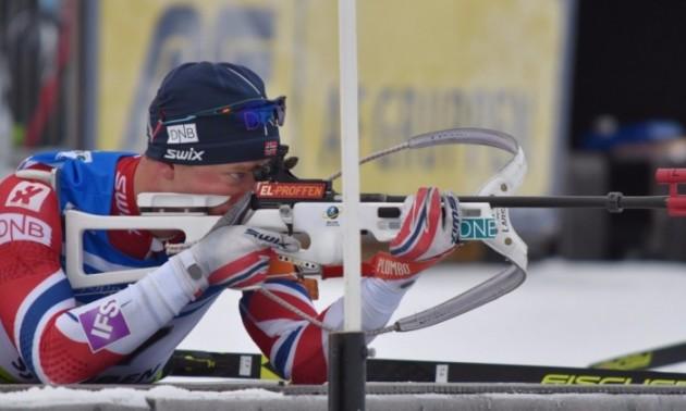 Тар'єй Бо виграв гонку переслідування на чемпіонаті Європи, Прима - в топ-30